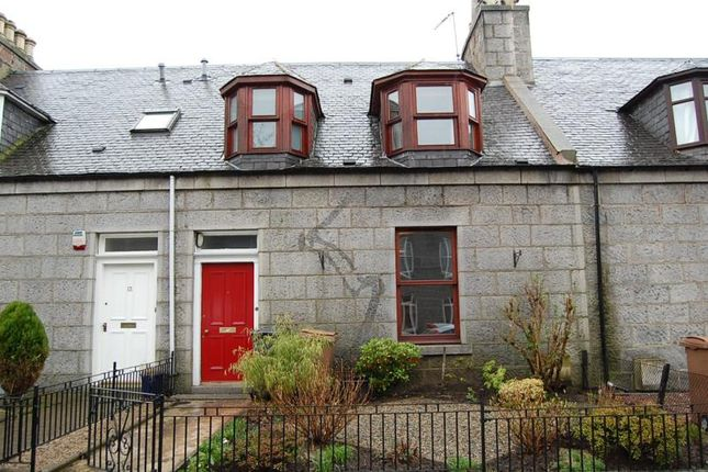 Thumbnail Terraced house to rent in Watson Street, Aberdeen