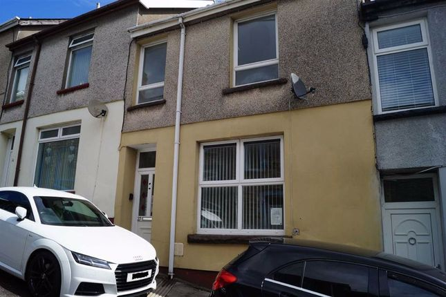 Thumbnail Terraced house for sale in Burns Street, Cwmaman, Aberdare