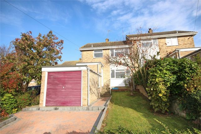 Thumbnail Semi-detached house for sale in Saffron Gardens, Wethersfield, Braintree, Essex