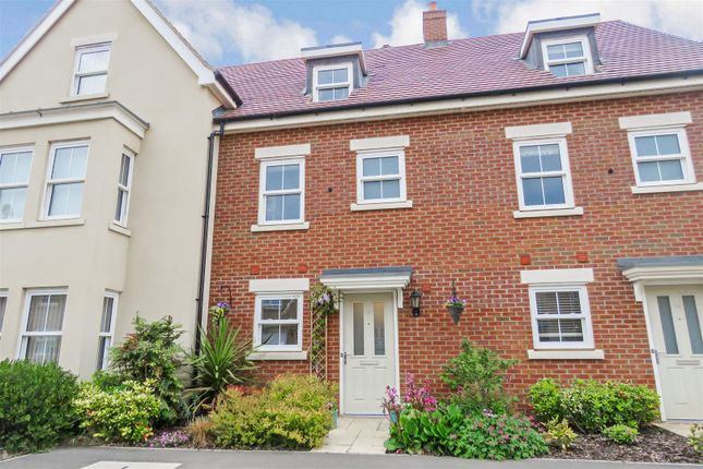Thumbnail Terraced house for sale in Tavener Drive, Biggleswade