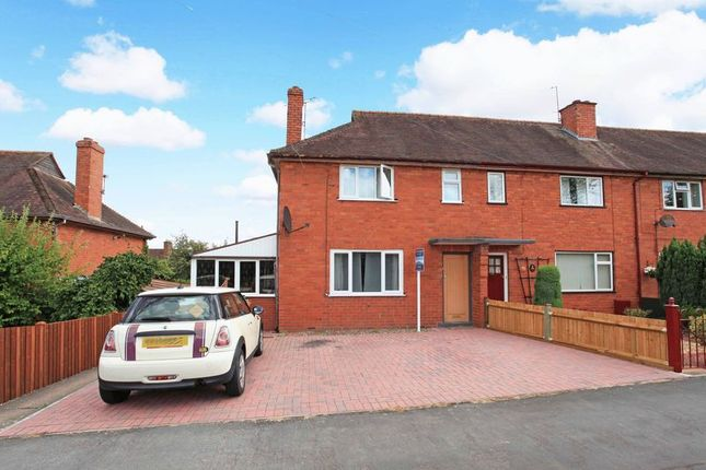 Thumbnail Semi-detached house for sale in Bridgnorth Road, Much Wenlock