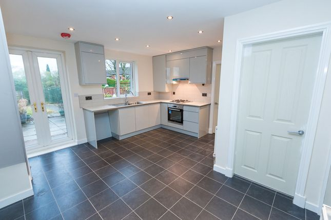 Thumbnail Semi-detached house for sale in Ruby Street, Denton, Manchester