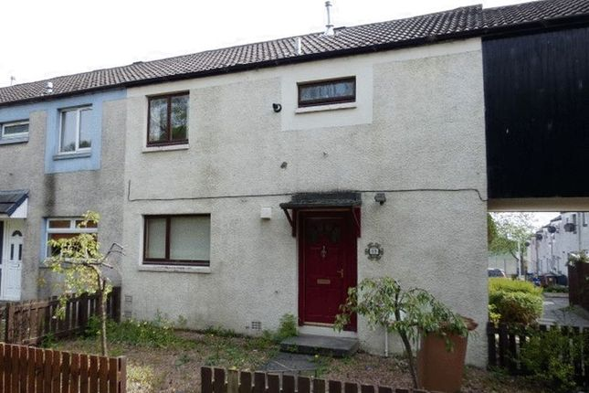 Thumbnail Terraced house to rent in Inveraray Avenue, Glenrothes, Fife