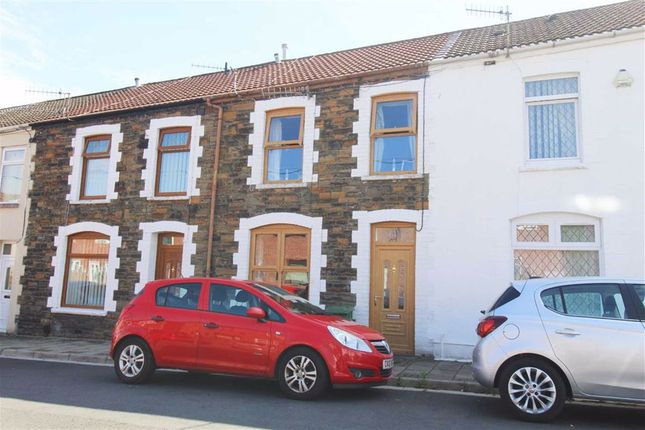 Thumbnail Terraced house for sale in Seaton Street, Pontypridd