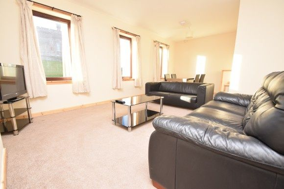 Thumbnail Flat to rent in Castle Street, Inverness