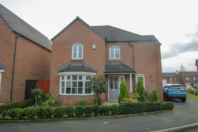 Thumbnail Detached house for sale in Whitington Close, Little Lever, Bolton