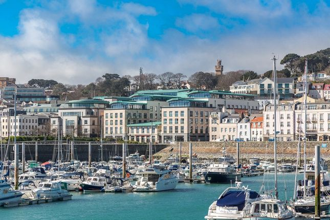 Thumbnail Flat for sale in Royal Terrace, St. Peter Port, Guernsey