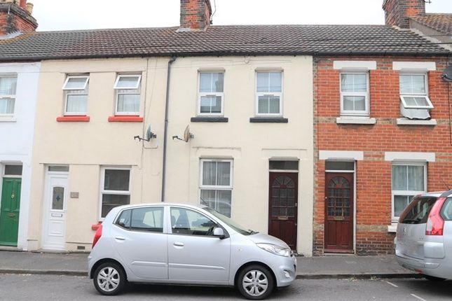 Thumbnail Terraced house for sale in Hamilton Street, Parkeston, Harwich
