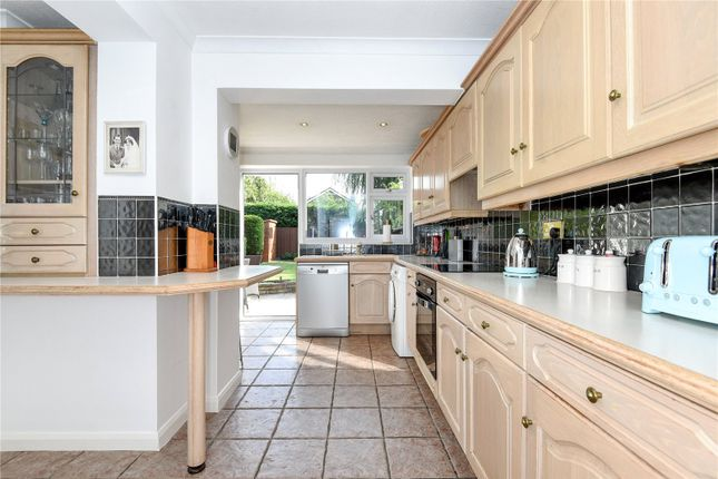 Thumbnail Detached house to rent in Caroline Way, Frimley, Camberley, Surrey
