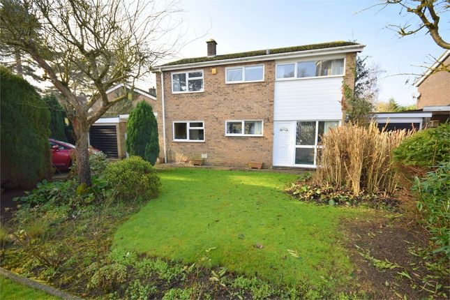 Thumbnail Detached house for sale in Manor Close, Roade, Northamptonshire