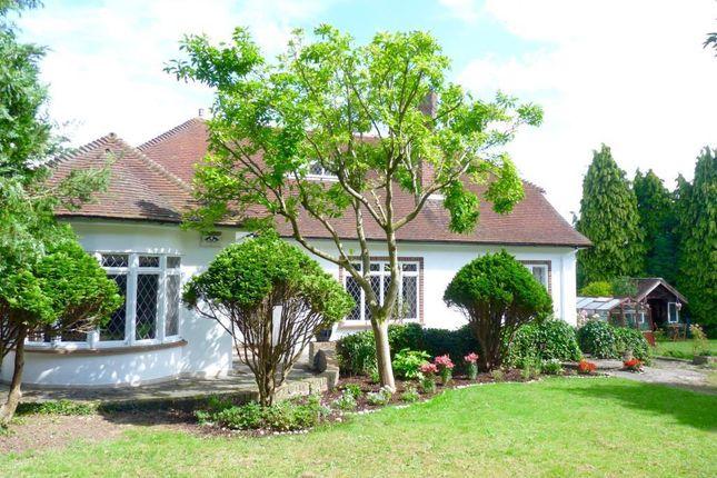 Thumbnail Detached bungalow for sale in Chenies Avenue, Little Chalfont, Amersham