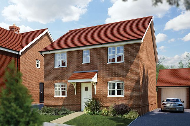 "Thumbnail Detached house for sale in ""The Buxton"" at Seldens Mews, Seldens Way, Worthing"