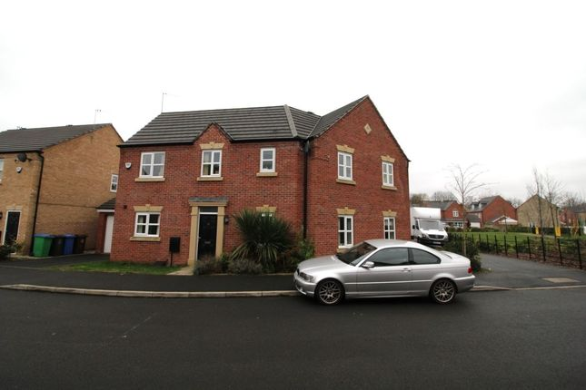 Thumbnail Semi-detached house for sale in Viscount Drive, Middleton, Manchester