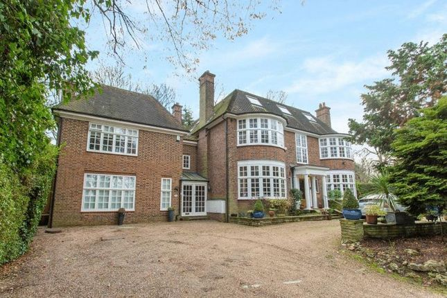 Thumbnail Semi-detached house to rent in West Heath Road, Hampstead, London