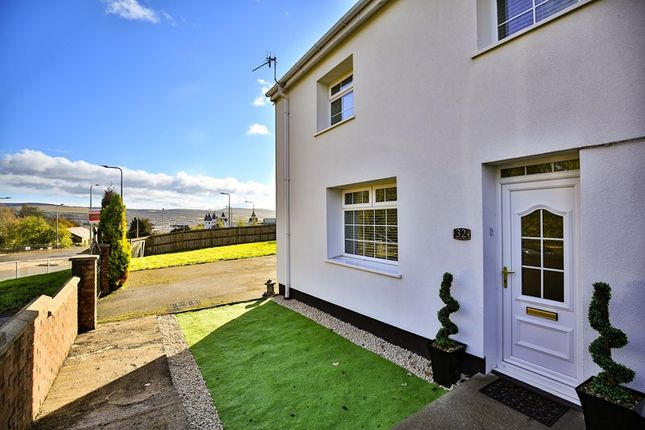 Thumbnail Detached house for sale in Swansea Road, Merthyr Tydfil
