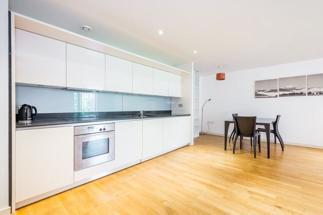 Kitchen of Hermitage Street, London W2