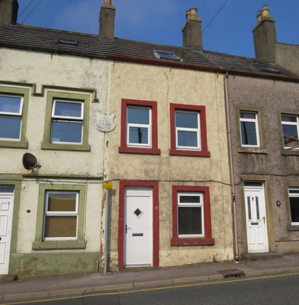Thumbnail Terraced house for sale in Vale View, Egremont, Cumbria