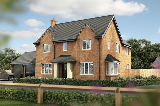 "Thumbnail Detached house for sale in ""The Osterley"" at Leicester Road, Uppingham, Oakham"