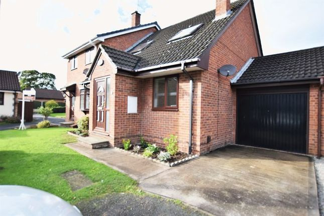 Thumbnail Property to rent in Sandpiper Close, Newton-Le-Willows