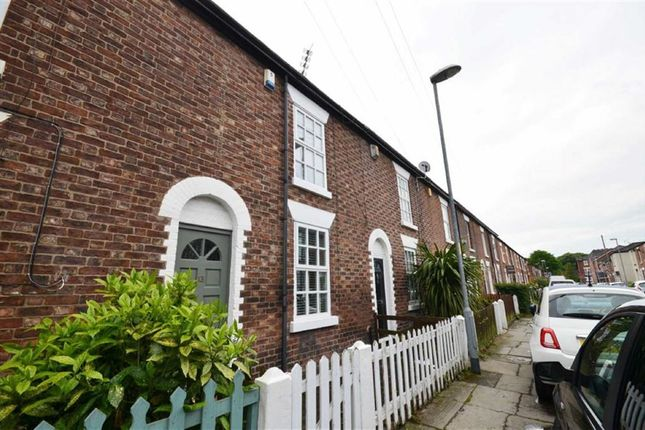 Thumbnail Terraced house to rent in Crossway, Didsbury, Manchester, Greater Manchester