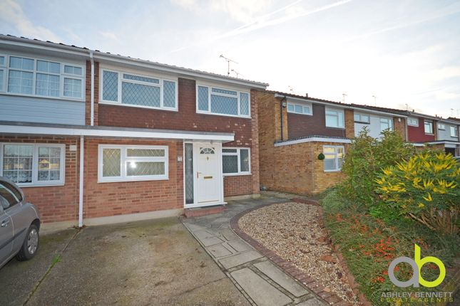 Semi-detached house to rent in Drake Close, Benfleet