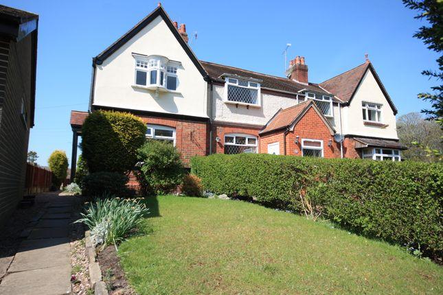 Thumbnail End terrace house for sale in Grange Road, Biddulph, Stoke-On-Trent