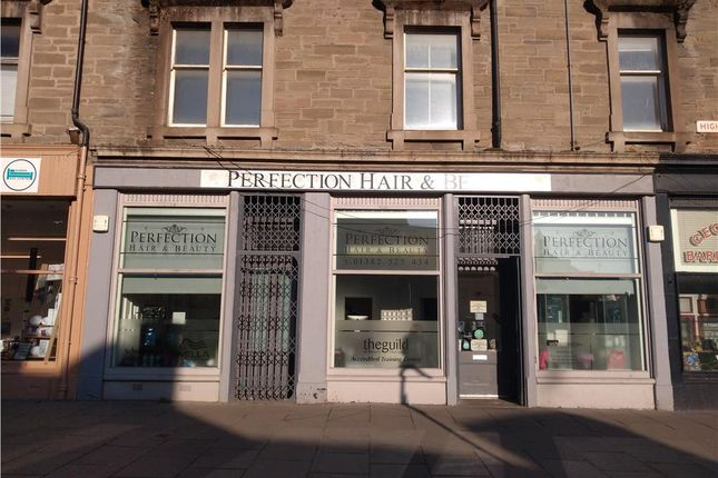 Thumbnail Retail premises to let in 141-143 High Street, Lochee, Dundee