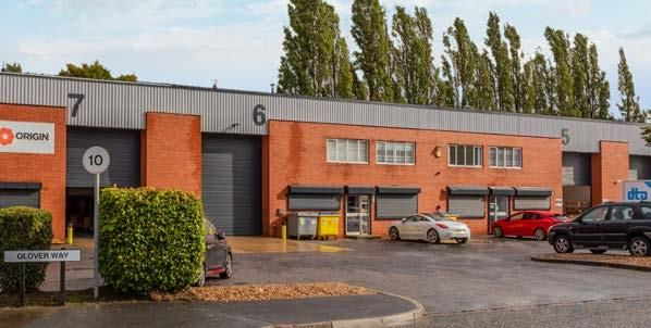 Thumbnail Industrial to let in Unit 6, Parkside Industrial Estate, Glover Way, Leeds
