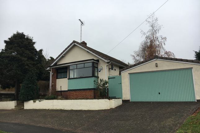 Thumbnail Bungalow to rent in Faire Road, Glenfiield