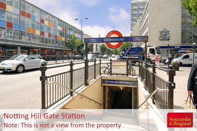 Area: Notting Hill Gate Underground Station