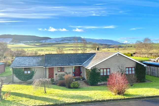 4 bed detached bungalow for sale in Churchfields, Thropton, Morpeth NE65