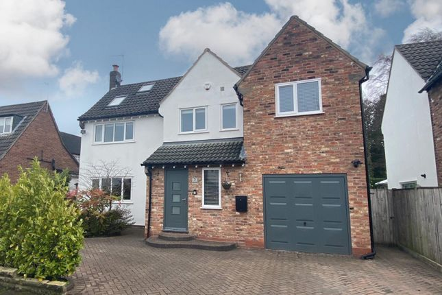 Thumbnail Detached house for sale in Eden Close, Wilmslow