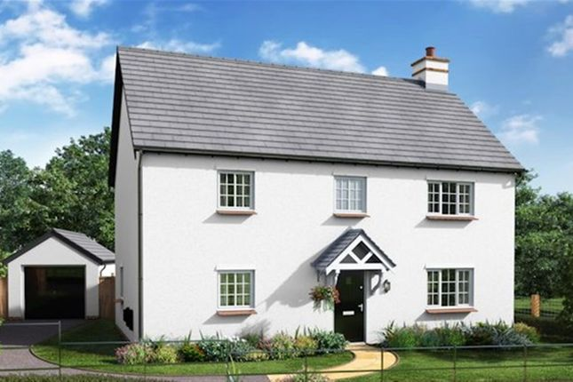 Thumbnail Detached house for sale in St Georges Fields, Wootton, Northampton