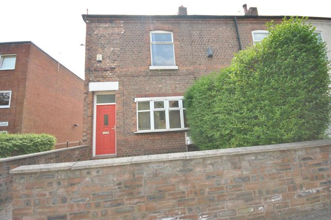 Thumbnail Terraced house to rent in Monton Road, Manchester