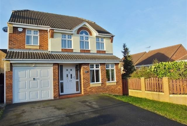 4 bed detached house for sale in Ryan Drive, Sheffield
