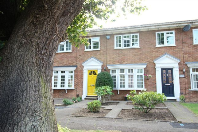 Thumbnail Terraced house for sale in St Faiths Close, Enfield, Middx