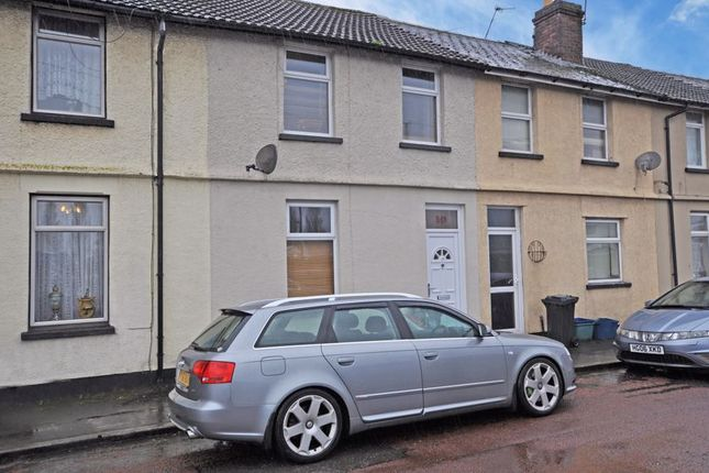 Terraced house for sale in Attractive Terrace, Kings Parade, Newport