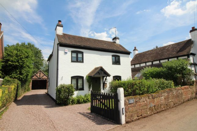 Thumbnail Detached house for sale in Dark Lane, Sytchampton, Nr Ombersley