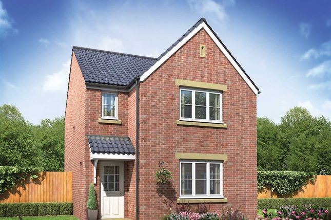 "Thumbnail Detached house for sale in ""The Hatfield"" at Squires Gate Lane, Lytham St. Annes"