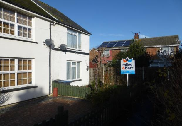 Thumbnail Semi-detached house to rent in Havelock Road, Walmer, Deal