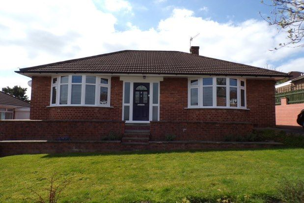 2 bed bungalow to rent in Wingerworth, Chesterfield S42