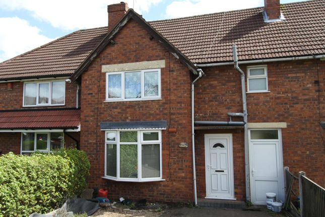 3 bed terraced house to rent in Field Road, Bloxwich, Walsall
