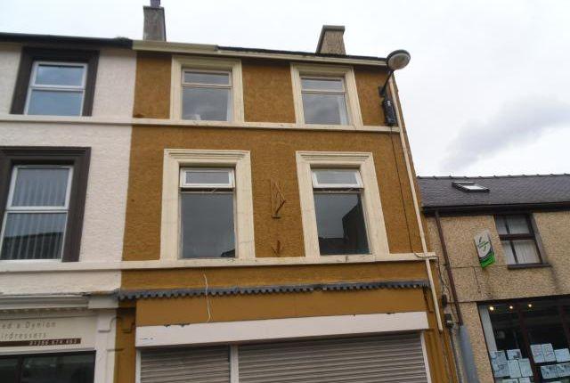 Retail premises to let in 47, Pool Street, Caernarfon