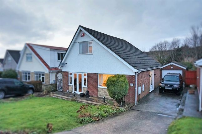 Thumbnail Detached bungalow for sale in Crymlyn Park, Neath, West Glamorgan