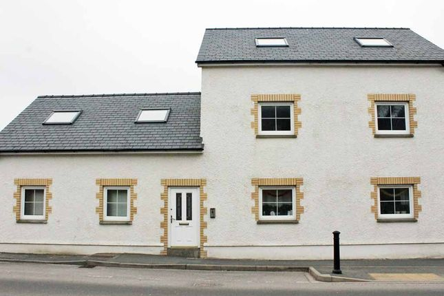 Thumbnail Flat to rent in Flat 3, Dinas House, Penparcau, Aberystwyth