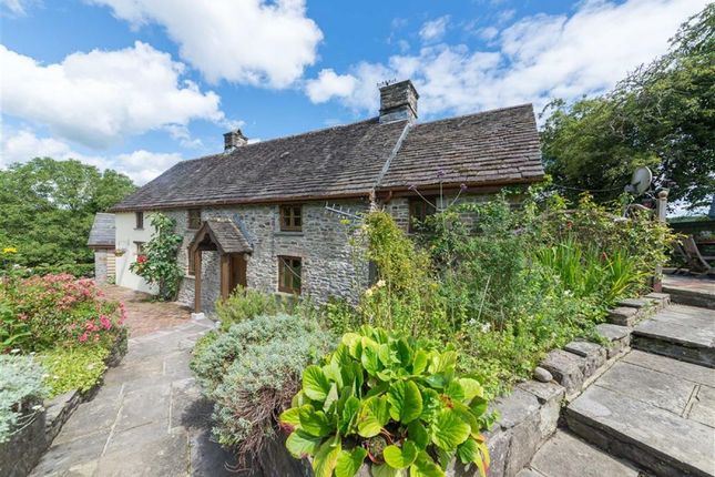 Thumbnail Detached house for sale in Coedypaen, Usk, Monmouthshire