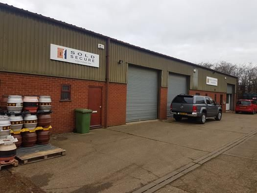 Thumbnail Light industrial for sale in Great Central Way, Woodford Halse, Daventry