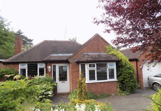 Thumbnail Detached bungalow for sale in Ridge Road, Kingswinford, Kingswinford