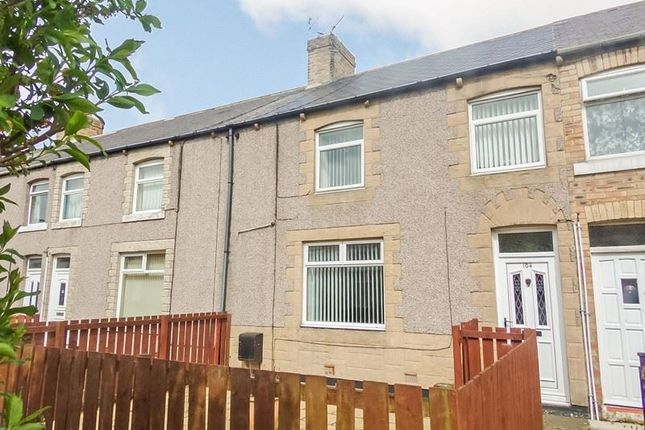 Thumbnail Terraced house to rent in Rosalind Street, Ashington