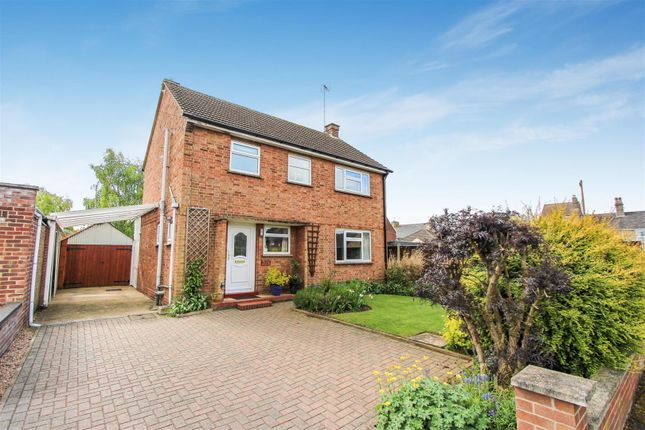 Thumbnail Detached house for sale in Claytons Way, Huntingdon